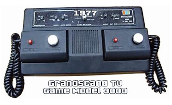 História dos consoles
