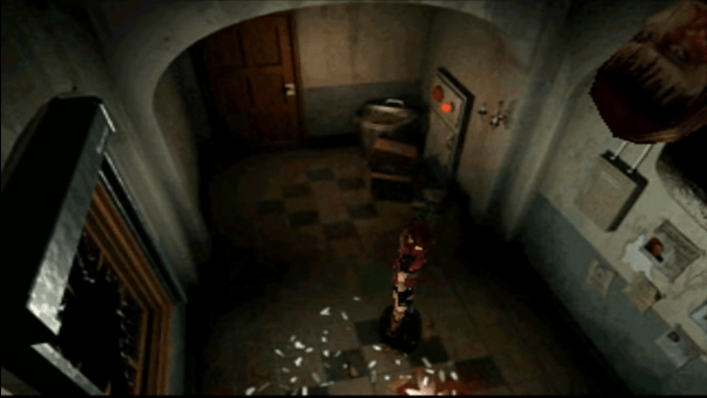 Resident Evil 2 - widescreen