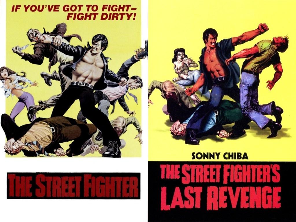 "Filmes ""Street Fighter"""