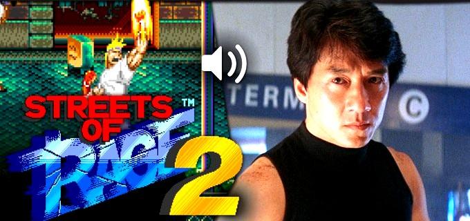 Jackie Chan dublado