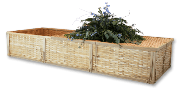 Bamboo-Cremation-Container