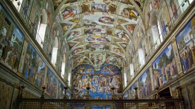 vaticano capela sistina