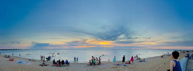 mais uma praia de melbourne a praia de elwood