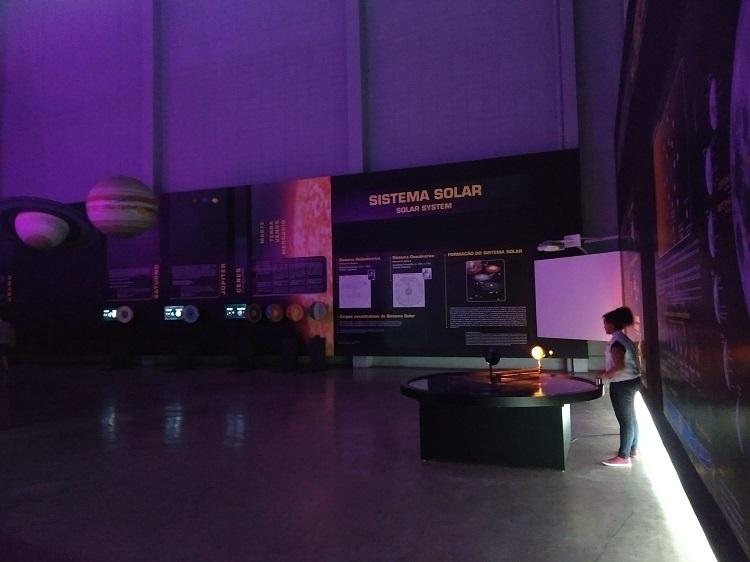 planetario parque sabina