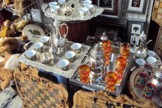 Conjuntos de Chá
