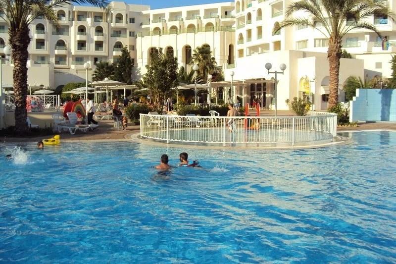 Hotel na Tunisia