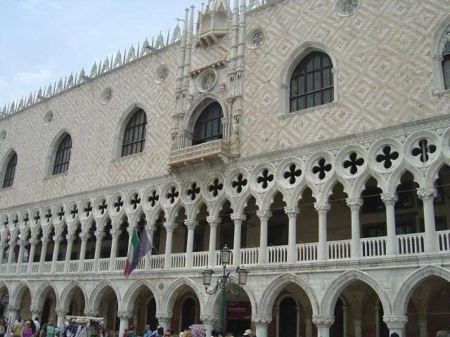 Palácio Ducal em Veneza