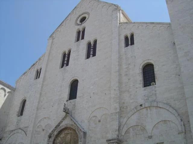 Igreja de São Nicolau em Bari