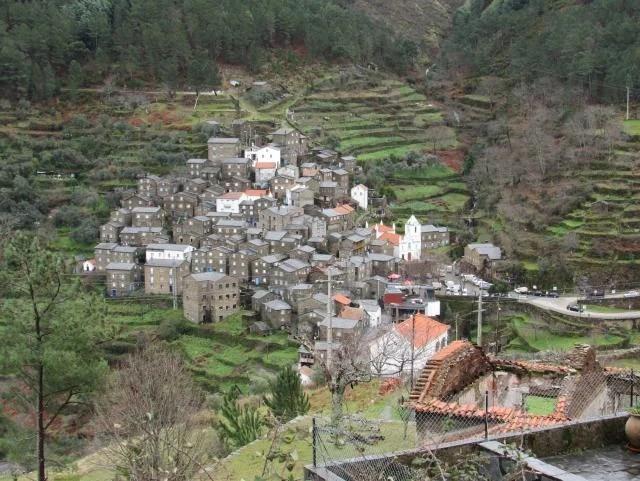 Piódão Aldeia Histórica em Portugal