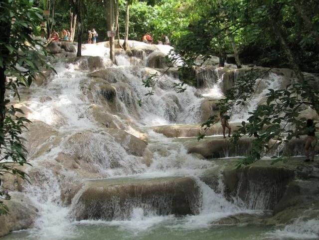 Dunn's-River-Falls