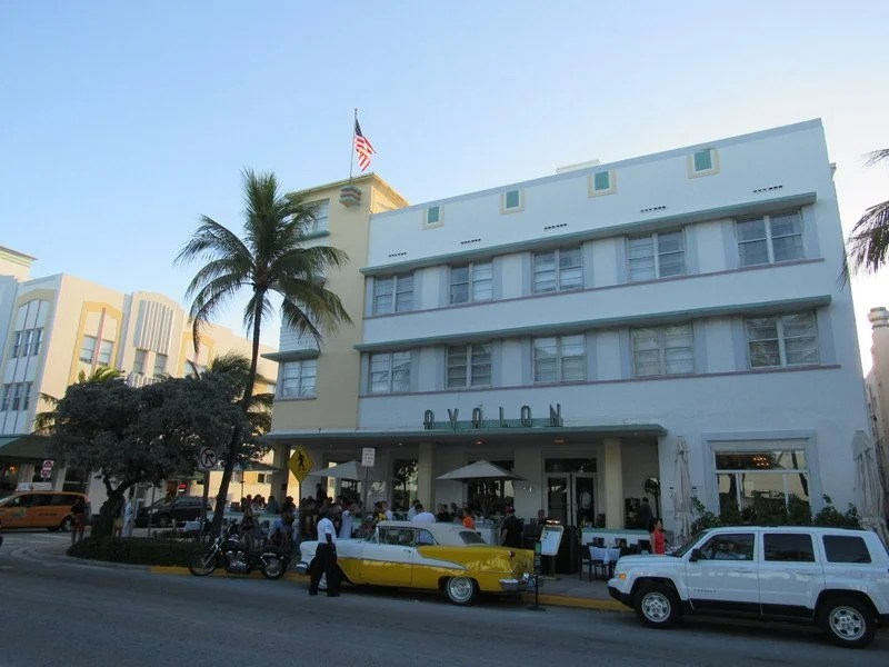 Art Deco District