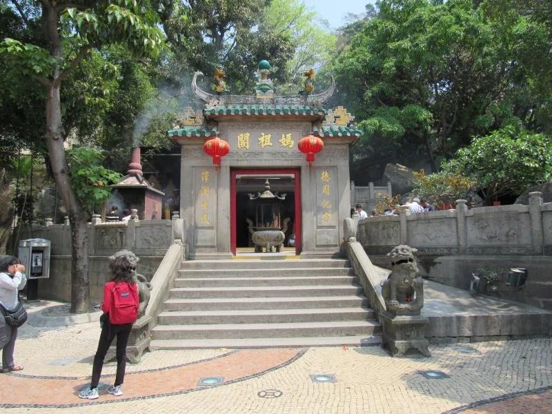 Templo-A-Ma-macau