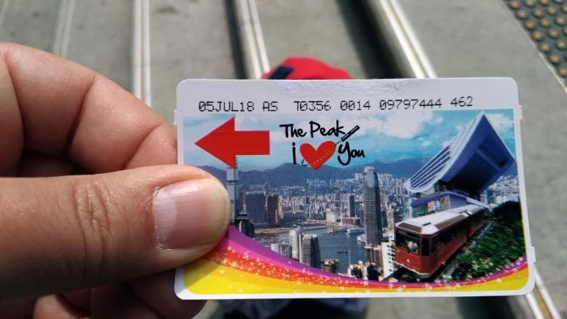 The-peack-tram-hong-kong