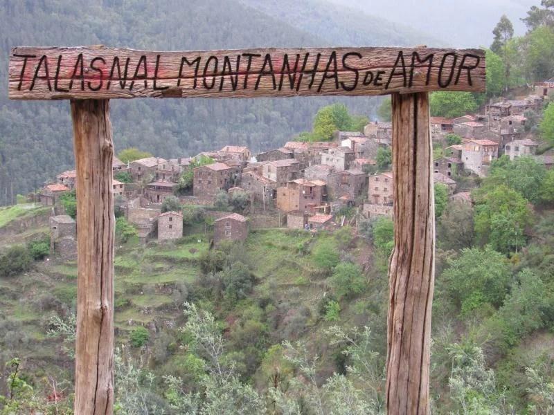 Talasnal Montanhas de Amor Serra Lousã