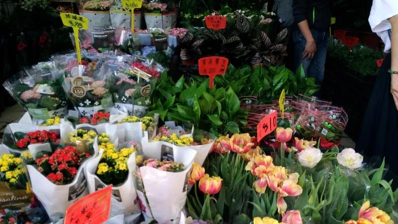 Flowers-market-hong-kong