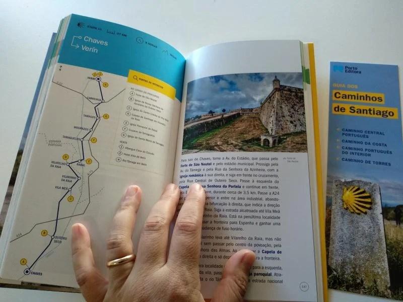 Guia dos Caminhos de Santiago