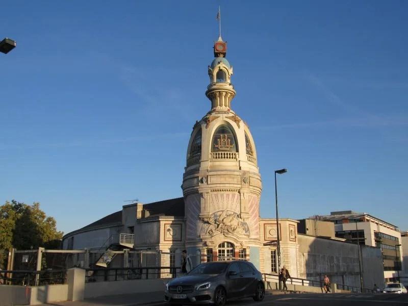 Le Lieu Unique em Nantes