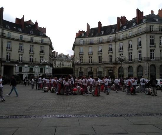 visitar Place Graslin em Nantes
