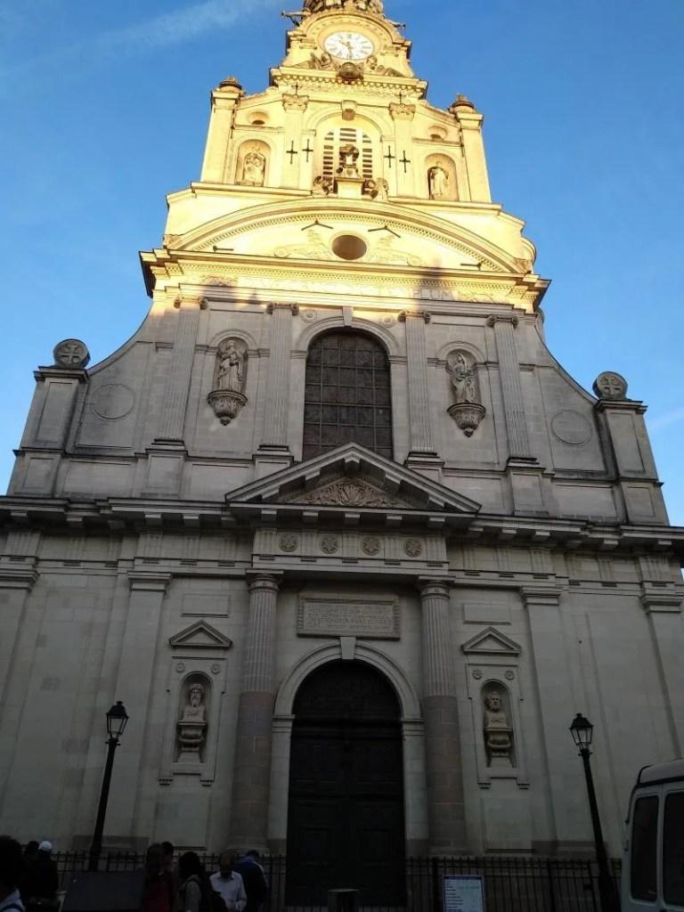 Église Sainte-Croix