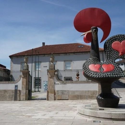escultura do galo de Barcelos