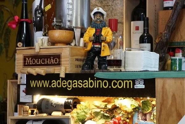 Restaurante típico em Melgaço