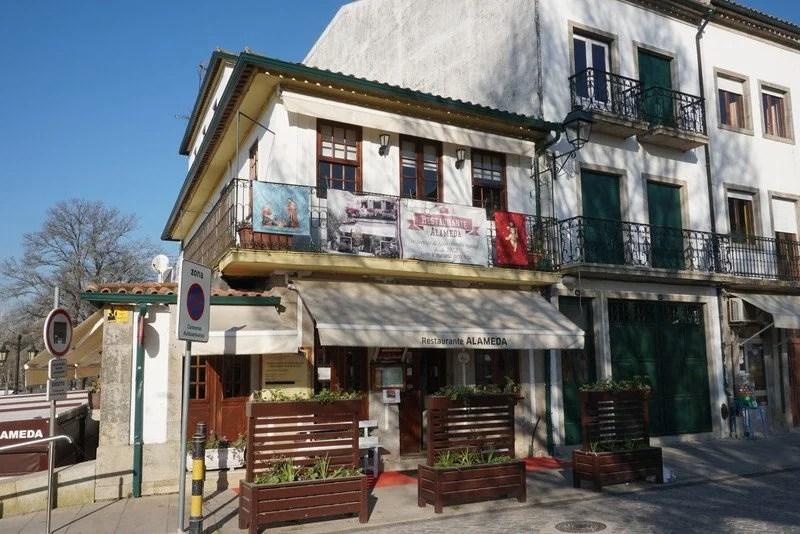 Restaurante em ponte de lima