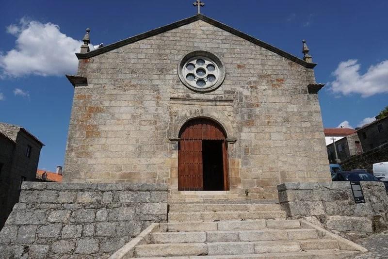 A Igreja Matriz ou Igreja de S. Salvador