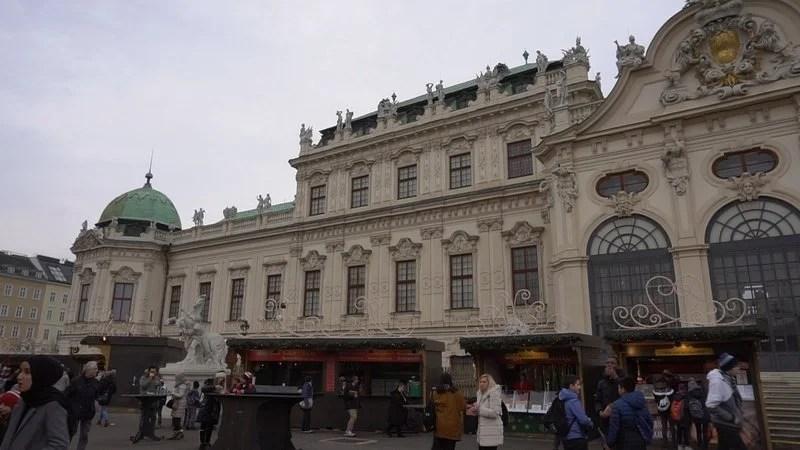 Mercado Natal Belvedere