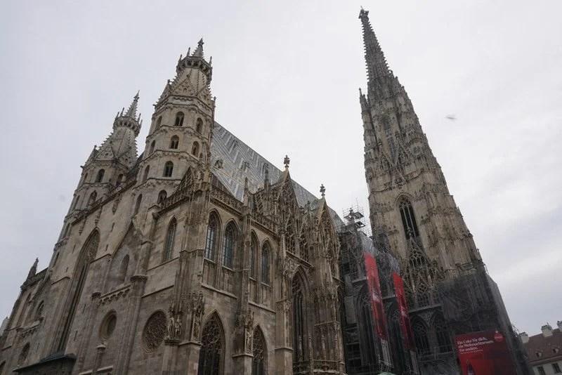 O que visitar em Viena: Catedral de Santo Estêvão