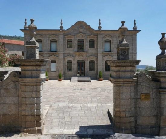 Palácio do Picadeiro em Alpedrinha