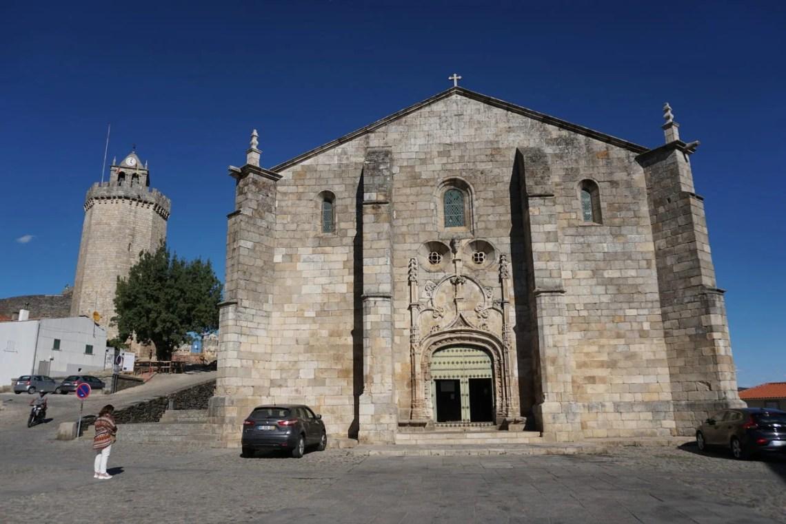 Igreja Matriz de Freixo de Espada à Cinta.