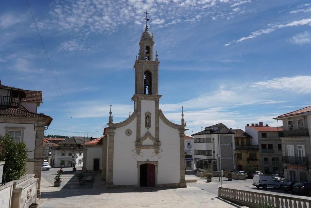 Igreja Matriz de Valpaços.