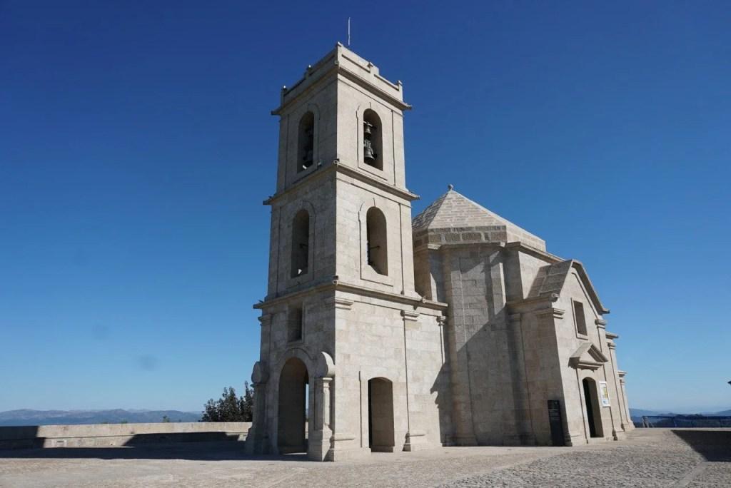 Santuário de Nossa Senhora da Graça.