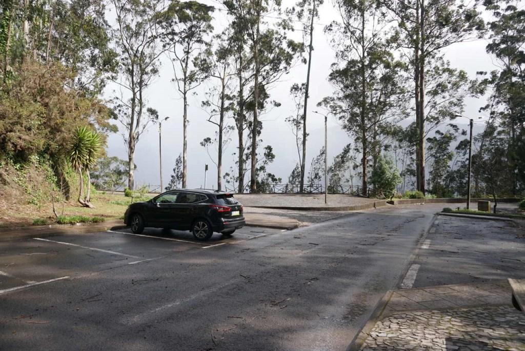 Alugar carro na Madeira.