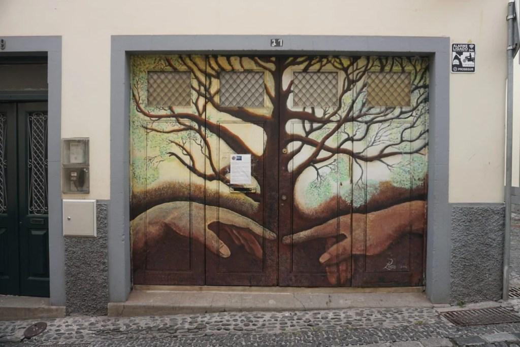 Projeto Rua de Portas Abertas.