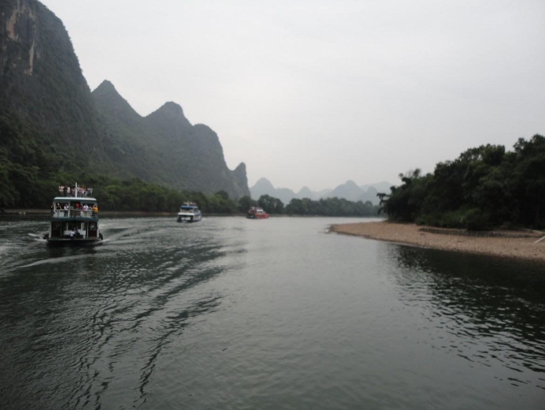 fiume li panorama