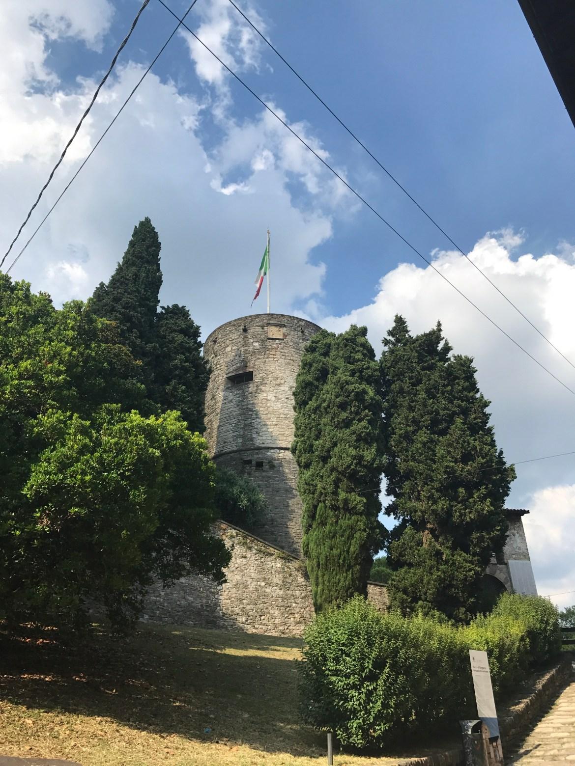 Bergamo-rocca