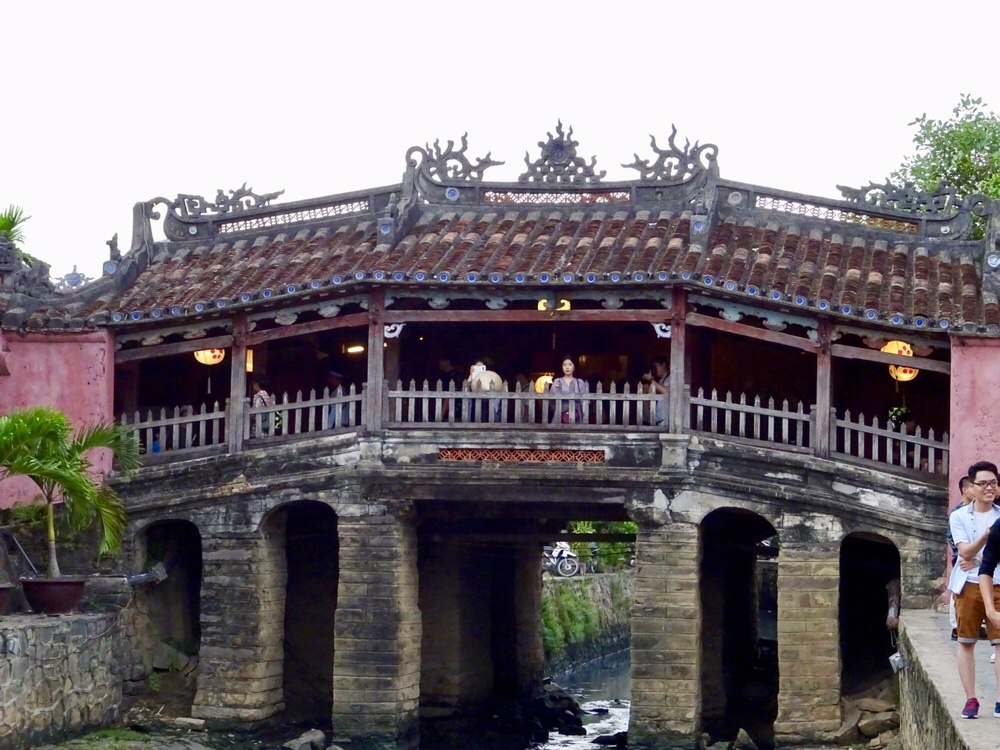 Hoi An ponte Giapponese