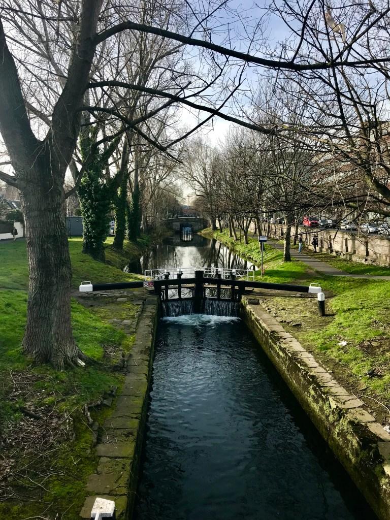 Gran Canal Dublino