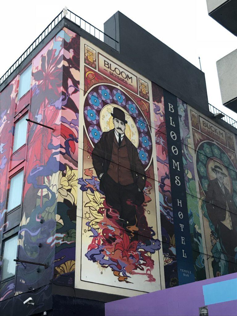 Street art Dublino