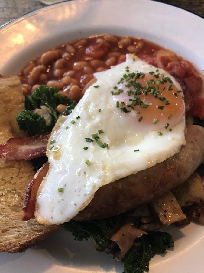 colazione a Bristol