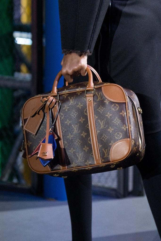 Detalhes Louis Vuitton Outono 2019