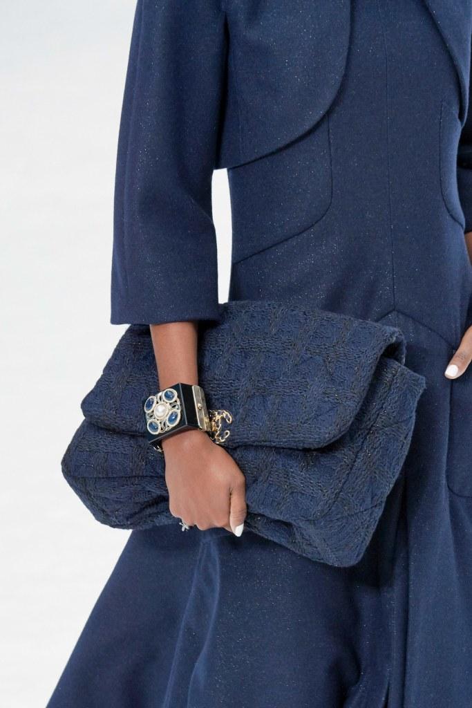 Detalhes Chanel Outono 2019