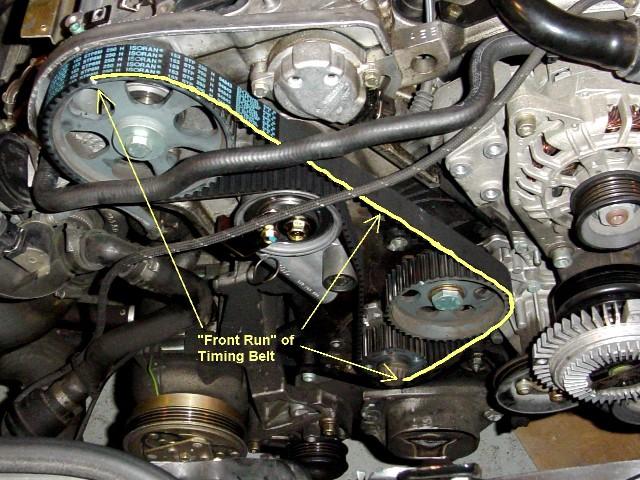 2003 Vw Jetta 1 8t Timing Belt
