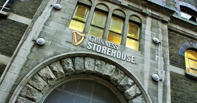 Guinness Storehouse em Dublin