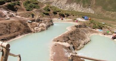 Cajon Del Maipo – Banos Colina