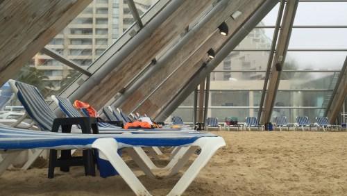SPA Piramide - Cadeiras de descanço