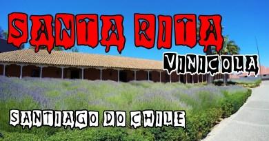 Vinícola Santa Rita – Santiago do Chile