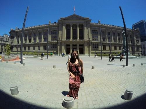 Palácio de Tribunales de Justicia
