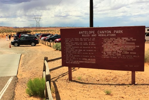 Antelope Canyon Park